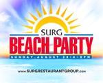 2016 SURG Beach Party!