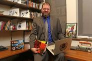 Gerry Canavan. Photo courtesy of Marquette University.