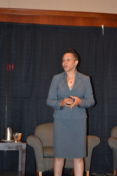 Dr. Joy DeGruy. Photo courtesy of the Social Development Commission.