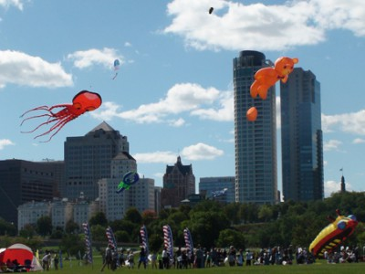 Kite Festival Returns to Veterans Park, Sept. 10, 11