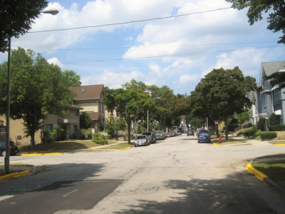 Plenty of Horne: City Department Paints the Town