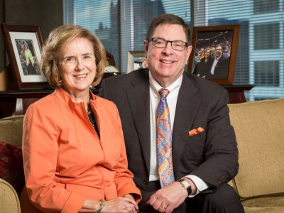 University of Wisconsin-Milwaukee Professorship Honors Gale and Judi Klappa