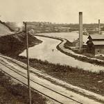 Yesterday's Milwaukee: Milwaukee's Canal, Mid 1860s