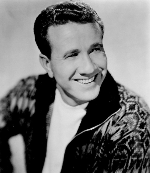 Marty Robbins. Photo is in the Public Domain.