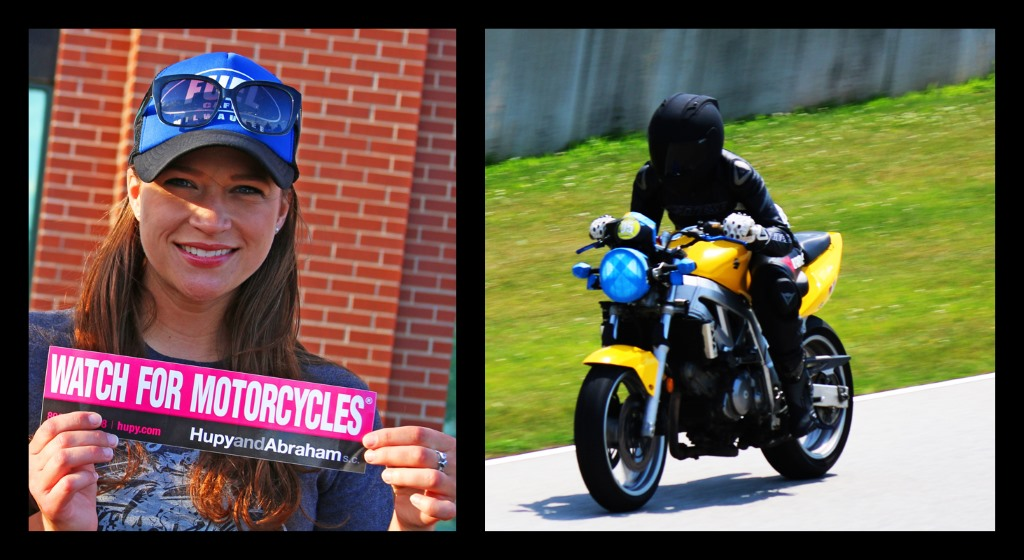 Hupy and Abraham, S.C. Motorcycle Specialist Melissa Juranitch to be Featured in Women Rider Art Exhibition