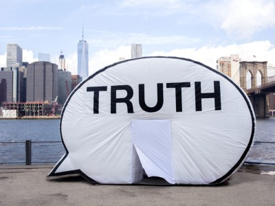 "Artist Collective Brings ""Truth Booth"" to Lynden, August 19"