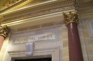 The door to the Wisconsin Supreme Court. Photo courtesy the State of Wisconsin.