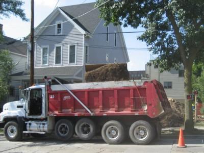 Plenty of Horne: Last Site at Kane Commons Getting Built