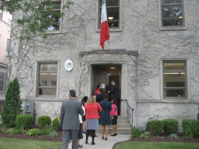 Plenty of Horne: Mexico Opens 50th US Consulate Here