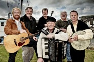 The Irish Rovers. Photo from the band's website.