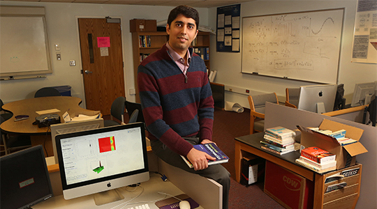 Mehdi Maadooliat. Photo courtesy of Marquette University,