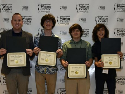 Winners Announces at 2016 Wilson Center Guiter Competition & Festival