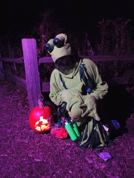 Halloween Events in The Parks. Photo courtesy of Milwaukee County Parks.