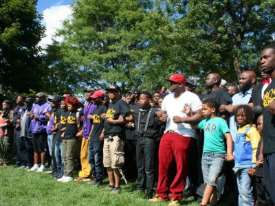 300+ Strong Amplifies Black Voices