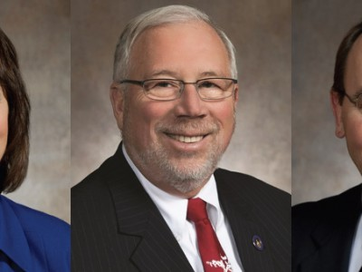 Harsdorf, Olsen and Tiffany Go The Extra Mile for Big Corporate Donors, and Themselves