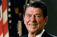 Ronald Reagan. Official Portrait of President Reagan 1981 (Public Domain).