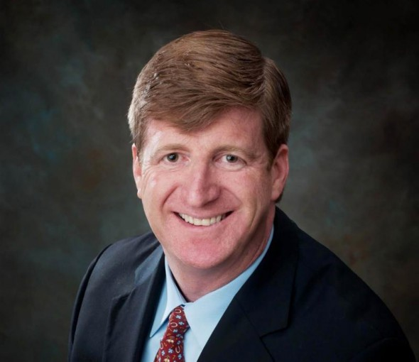 Patrick J. Kennedy. Photo courtesy of the Medical Society of Milwaukee County.