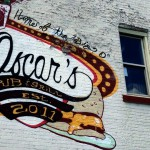 Dining: Oscar's Is Hamburger Heaven