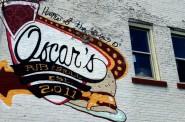 Oscar's Pub & Grill. Photo by Cari Taylor-Carlson.