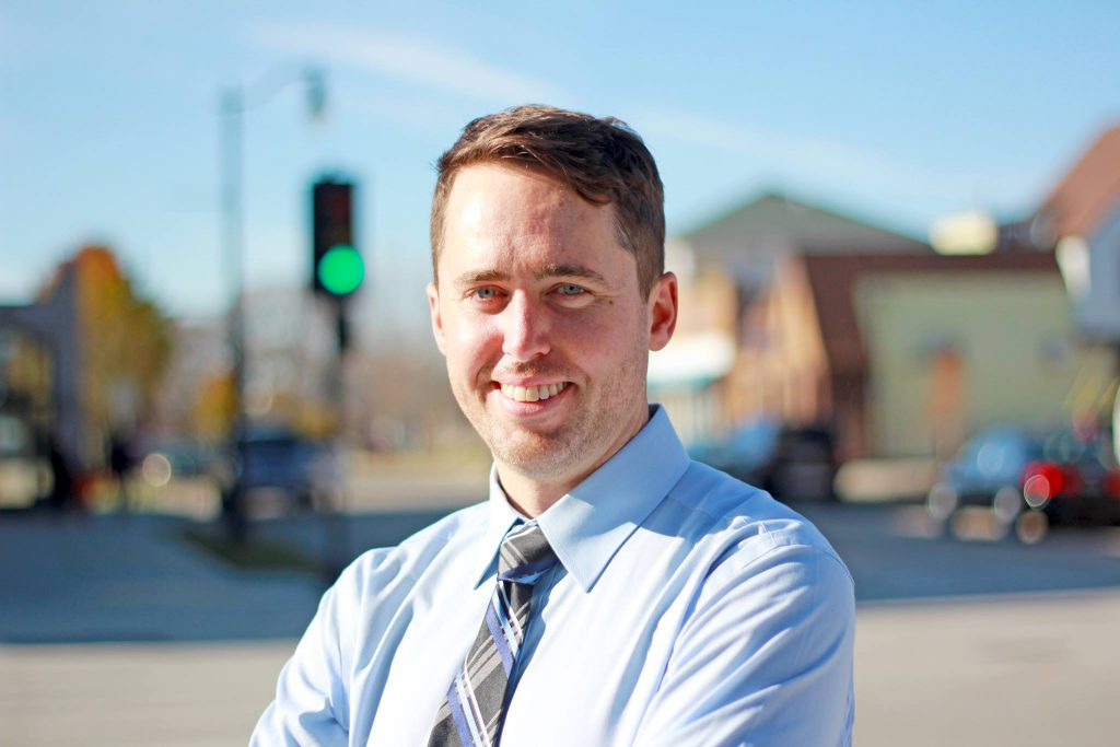 James Davies. Photo courtesy of the Committee to Elect James Davies.