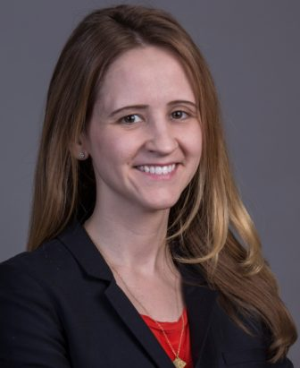 Jennifer Clark, counsel for the Brennan Center for Justice who focuses on voting rights and elections, says research shows voter fraud is not a significant problem in the United States. Photo courtesy of the Brennan Center for Justice.
