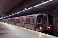 Red Line Subway Cars (Photo by The Port of Authority)
