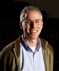 Scott J. Miller. Photo courtesy of Marquette University.