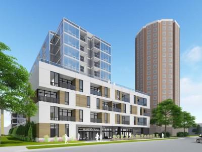 Plenty of Horne: 10-Story Apartment Building Planned for East Side