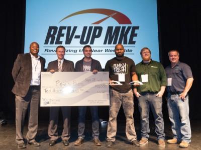 "Pete's Pops Wins ""Rev-Up MKE"""