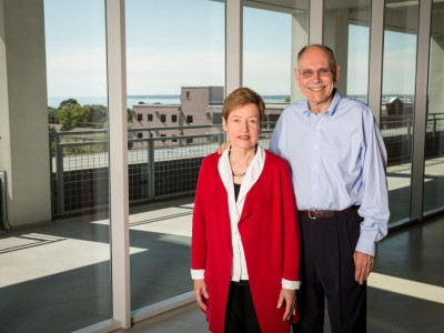 UWM Arts Alumna Gives $1 Million Lead Gift to Renovate Studio Space