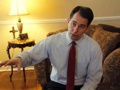 "The State of Politics: Why Walker Waved Red ""Danger"" Sign"
