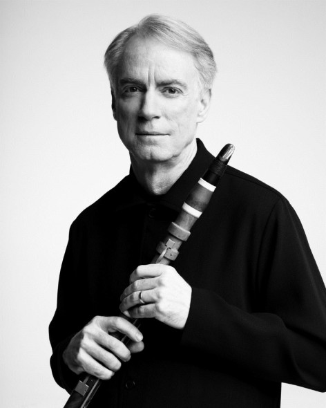Eric Hoeprich. Photo courtesy of Early Music Now.