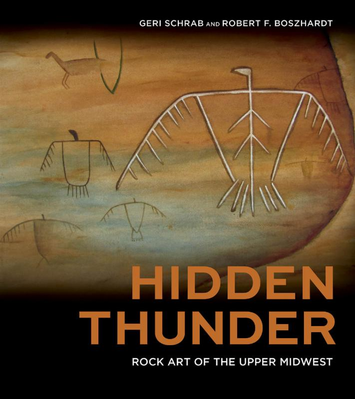 """Hidden Thunder"" Illuminates Ancient Rock Art History"