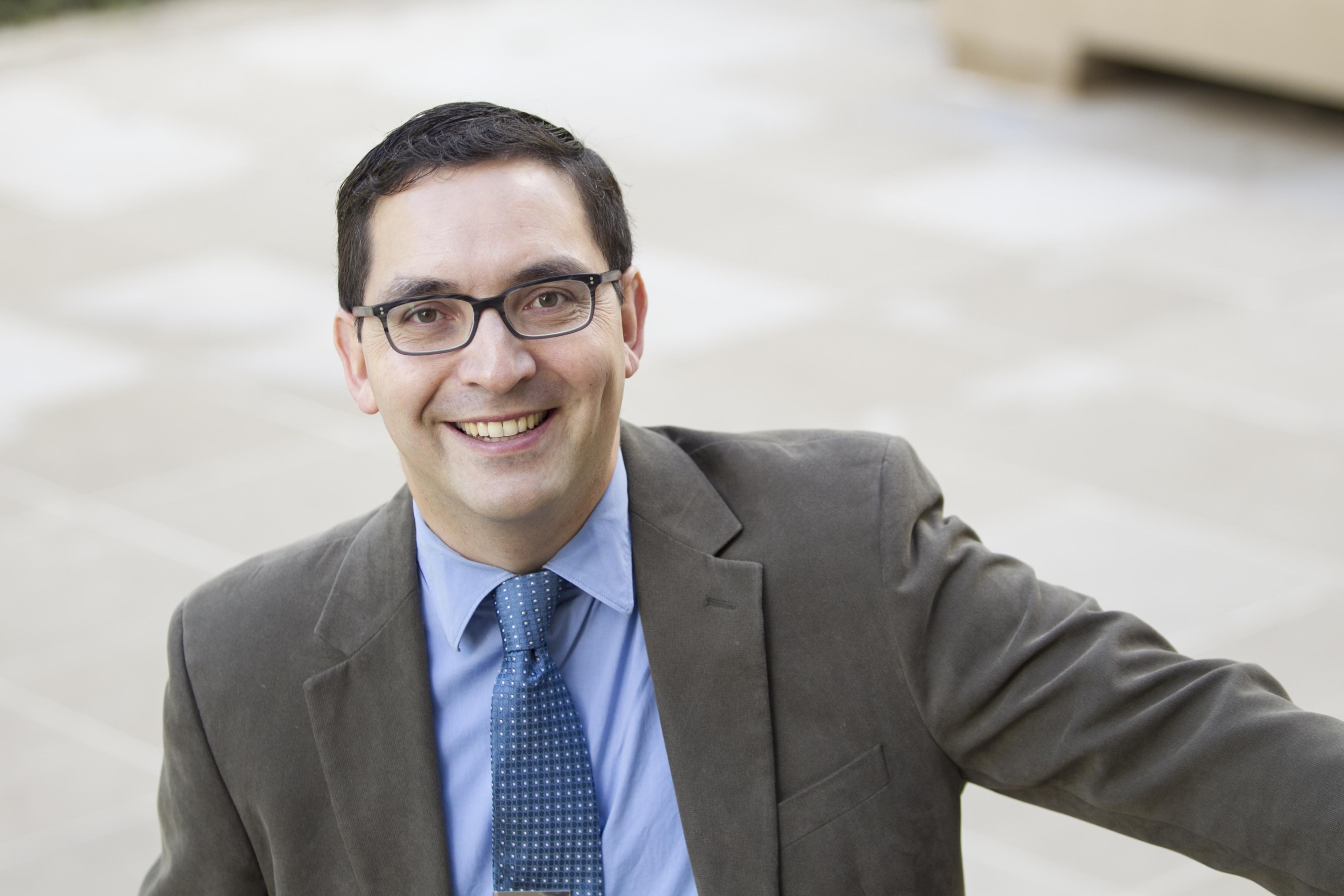 Geraldo L. Cadava. Photo courtesy of Marquette University.