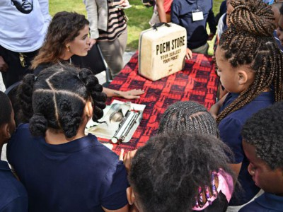Milwaukee Public Schools partners with four nationally recognized artists through White House arts initiative