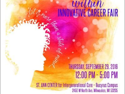 Innovation Career Fair – Sept 29 – At Bucyrus Campus
