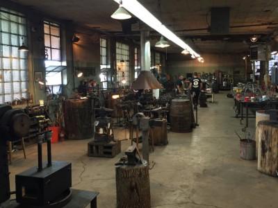 Doors Open: Milwaukee Blacksmith's Reality