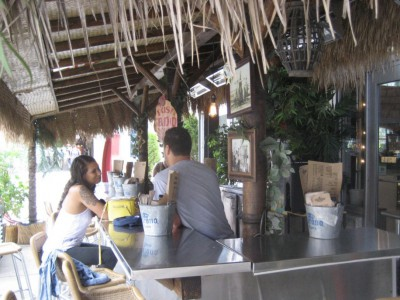 Bar Exam: Fish Market's Outdoor Bar