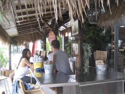 Bar Exam: Fish Market's Outdoor Bar
