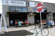 MobCraft Beer. Photo by Michael Horne.