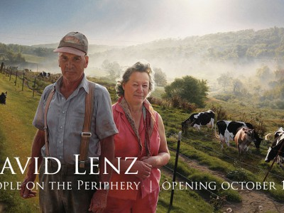 David Lenz, Preeminent American Portraitist, On View at the Museum of Wisconsin Art