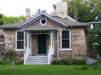 House Confidential: The Whitnall House