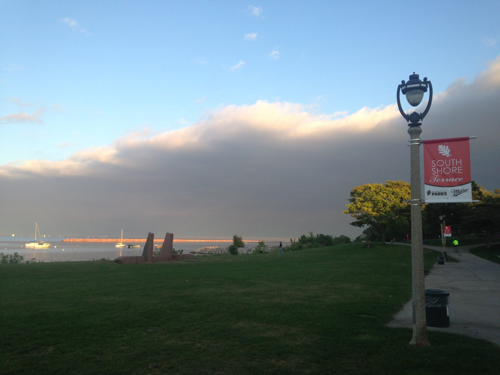South Shore Park. Photo by Kristina Rolander.