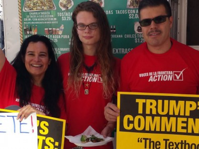 Op-Ed: Of Taco Trucks and Voter Education