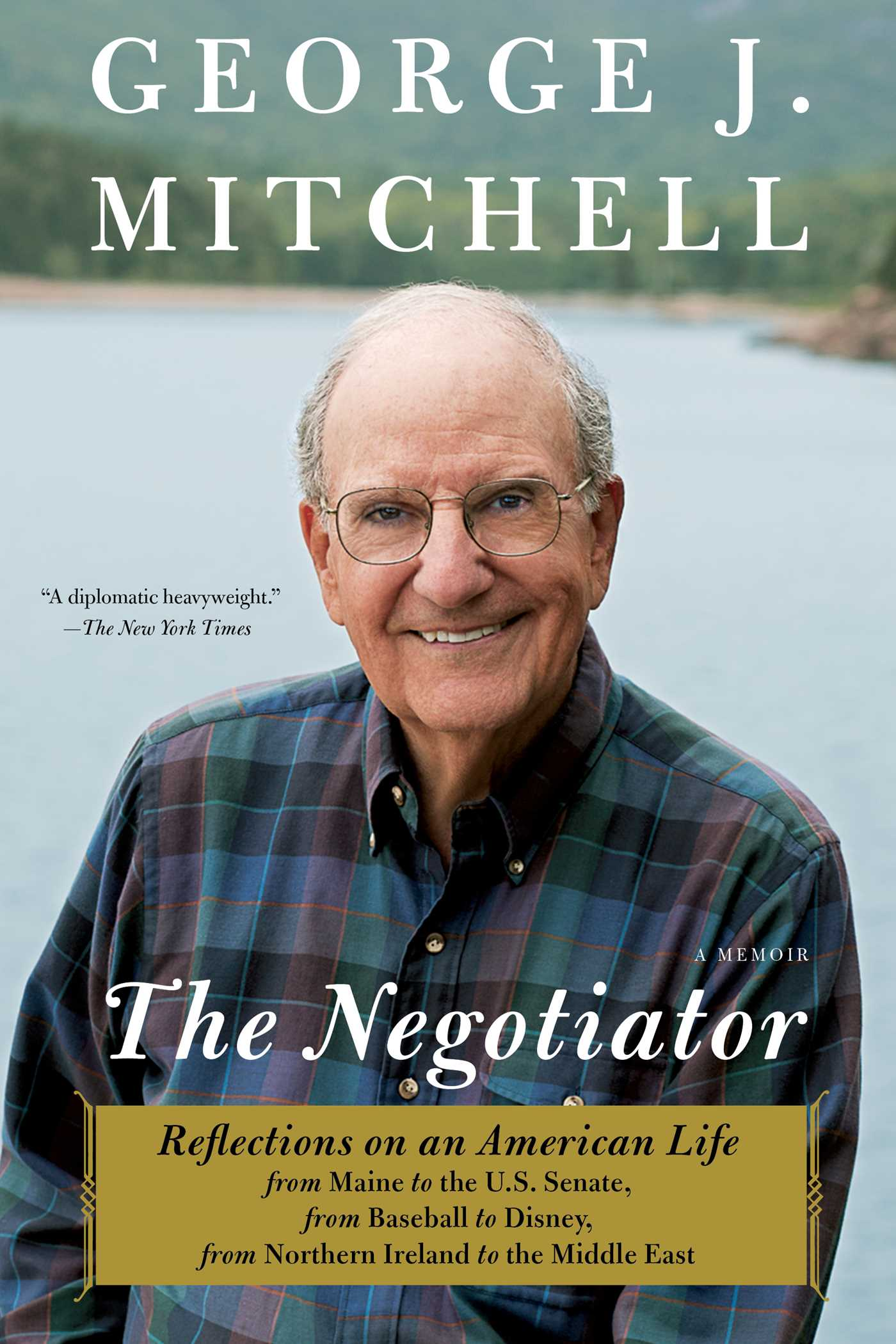 The Honorable George Mitchell to discuss turbulence in the Middle East at Marquette on Oct. 6
