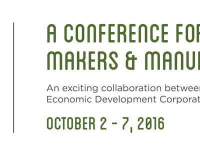Havenwoods Economic Development Corporation presents the inaugural Engine: A Conference for Makers & Manufacturers