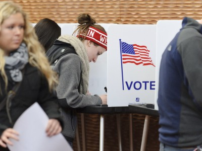 Voting Wars: College Students Face Unique Barriers to Voting