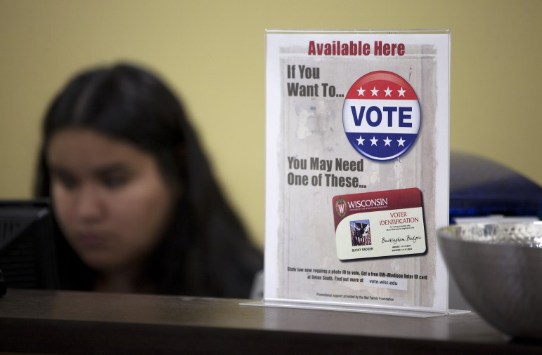 Study to Determine if Voter ID Law Reduced Wisconsin Turnout