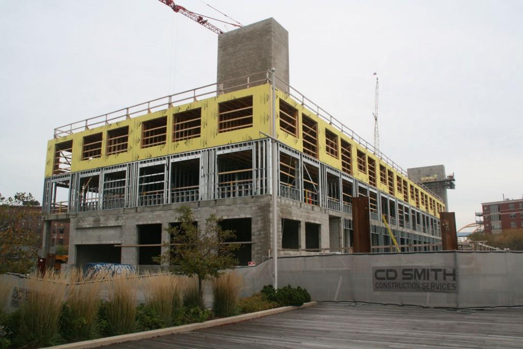 DoMUS Construction. Photo by Jeramey Jannene