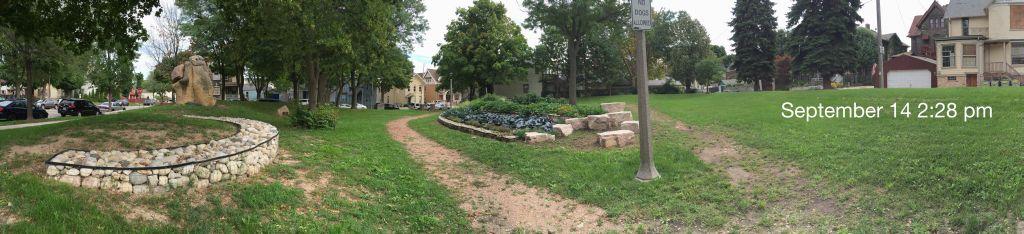 Paliafito Park September 14 2:28 p.m. Photo by Tom Bamberger.